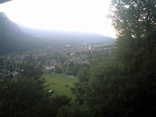 Garmisch-Partenkirchen - Webcam 1